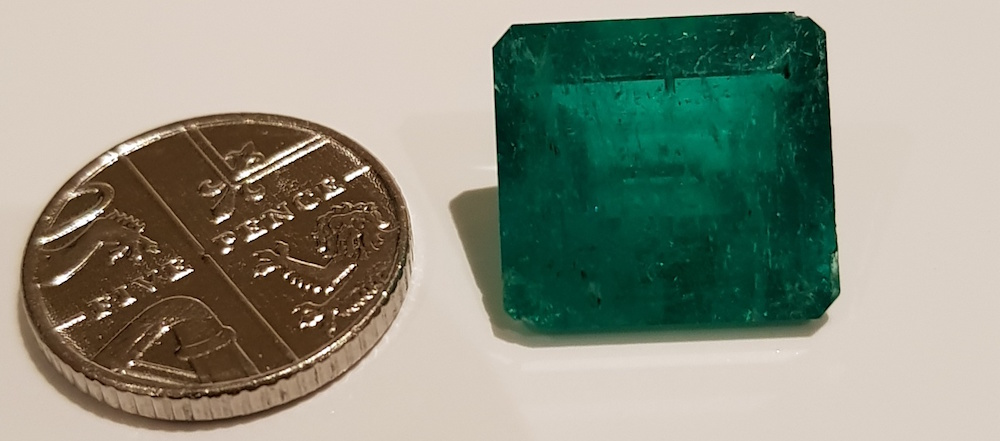 Rare Colombian Emerald Acquired – Design Preview